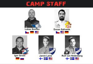 camp staff